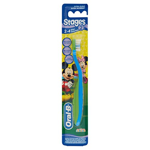 Oral-B con Topolino e Minnie