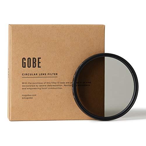 Gobe - Filtro polarizzatore circolare (CPL) per obiettivi 82 mm (2Peak)