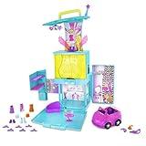 Mattel Polly Pocket - Maletín Fashion en Forma de Caja de música T1211