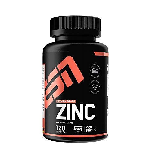 ESN Zink | Hoge dosis | 120 capsules
