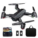 Dragon Touch Drone Pieghevole con GPS, Drone con Fotocamera HD...