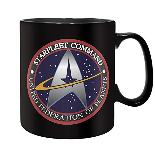 ABYstyle Star Trek Starfleet Command - Taza (460 ml)