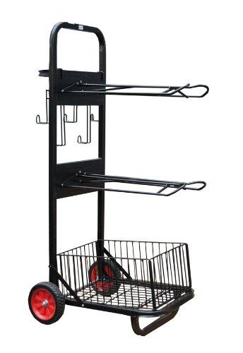 AMKA Sattelwagen Profi | Sattelcaddy 2 Sättel 056/407