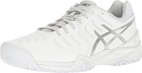 4. ASICS Men's Gel-Resolution 7 Tennis Shoe