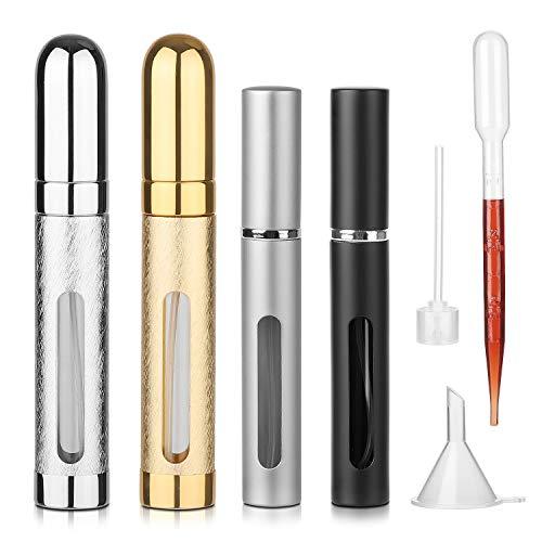 Hyber&Cara Vaporisateur de Parfum Vide Rechargeable Flacon de Parfum...