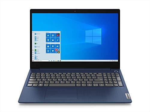 """Lenovo IdeaPad 3 Notebook - Display 15.6"""" Full HD TN (Processore AMD Ryzen 7 3700U, 512 GB SSD, RAM 8 GB, Fingerprint, Windows 10) - Abyss Blue"""