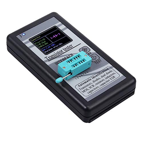 Digital Transistor Tester, Mosfet Transistor...