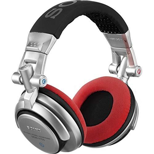 Zomo Polster / Earpad / Cuscinetti di ricambio per cuffia Sony MDRV700 rosso