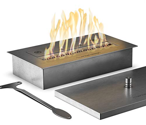 muenkel design Safety Burner [Manual Ethanol Burner]: 405