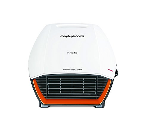 Morphy Richards Aristo 2000 Watts PTC Room Heater (White)
