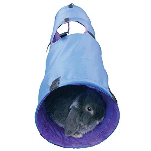 Rosewood - túnel de Actividades para Jugar para pequeños Animales...