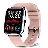 Donerton Smart Watch, Fitness Tracker for Women, 1.4' TFT LCD Screen Smartwatch with Heart Rate and...