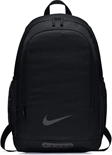 Nike Academy Fußball Rucksack Backpack 51x30x20 cm schwarz ca.32L, Farbe:Schwarz