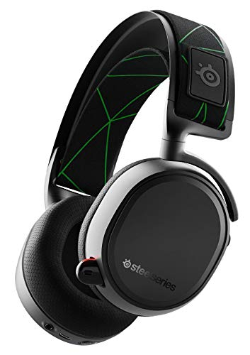 SteelSeries Arctis 9X - Integrierte Xbox Wireless- und Bluetooth-Konnektivität - Über 20 Stunden Akkulaufzeit - funktionabel mit Xbox Series X