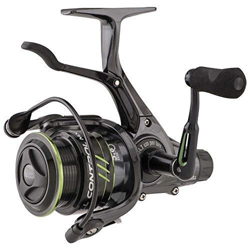 Mitchell 1486104 Full Control MX7 Mulinello da pesca, nero, 4000 5.8:1
