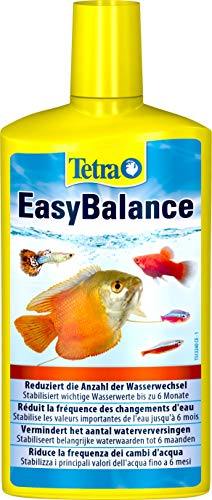 Tetra EasyBalance, Stabilizza I Principali Valori dell'Acqua Fino a Sei Mesi, Consentendo di Ridurre la Frequenza dei Cambi dell'Acqua, 500 ml