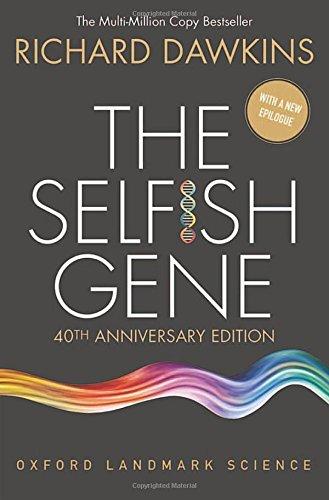 The Selfish Gene: 40th Anniversary edition [Lingua inglese]
