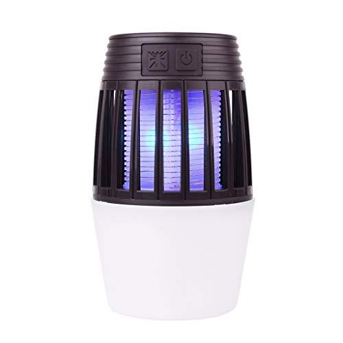 BOLUOBAO Lampe Anti Moustique Electrique Coloré Lumière Intelligent Avec...