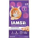 IAMS PROACTIVE HEALTH Kitten Dry Cat Food 7 Pounds