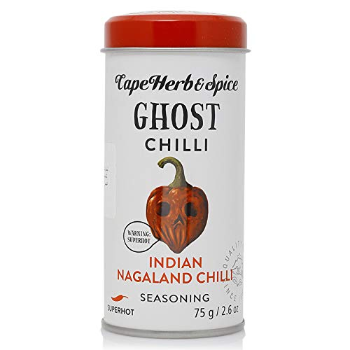 Cape Herb & Spice Rub Ghost Chilli 75g (sehr scharf)