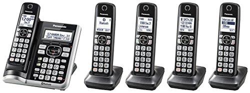 Panasonic Link2Cell Bluetooth Cordless Phone...