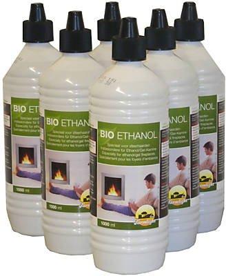 6 L bio-ethanol