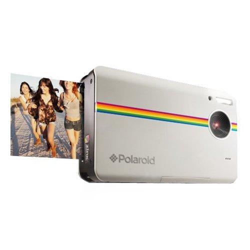 Polaroid ポラロイド インスタントデジカメ Z2300 撮ったその場で超鮮やかプリント 【並行輸入品】 (ホワイト)