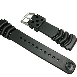 SEIKO Seiko Genuine Divers Urethane Rubber Watch Band DAL0BP 22mm 57