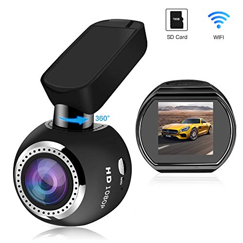 SIV Vehicle Dash Cam Full HD 1080P