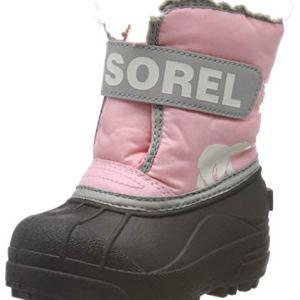 Sorel Snow Commander Snow Boot (Little Kid/Big Kid)