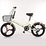 Velo Adulte Vélo Pliant For Hommes Et Femmes, Prêt De Vélos Cruiser...