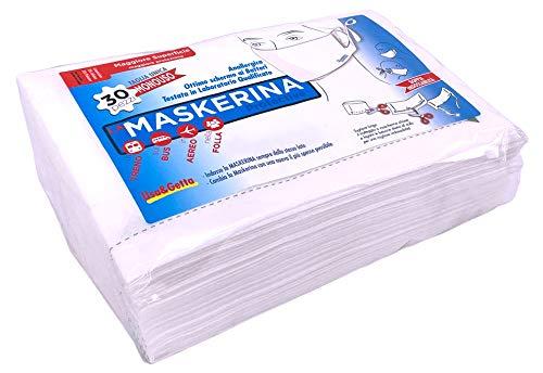 Fram Mascherine Monouso Protettive Antibatteriche - 200 Gr