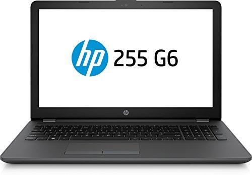 HP 255 G6, Notebook 15.6 pollici, APU AMD E2-9000e, RAM 4GB, HDD 500 GB, 1366x768, Senza sistema...