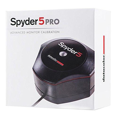 Datacolor データカラー Spyder5 Pro スパイダー 上級者向けモニターキャリブレーション プロ 並行輸入品