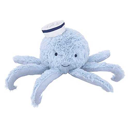 Nautica Nautical Adventure Blue Plush Octopus