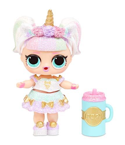 Image 4 - L.O.L. Surprise! 26559665E7C Surprise Doll Sparkle Series Figurine à Collectionner avec Paillettes et 7 Surprises 1 sur 12 poupées à Collectionner dans Un Pack Surprise