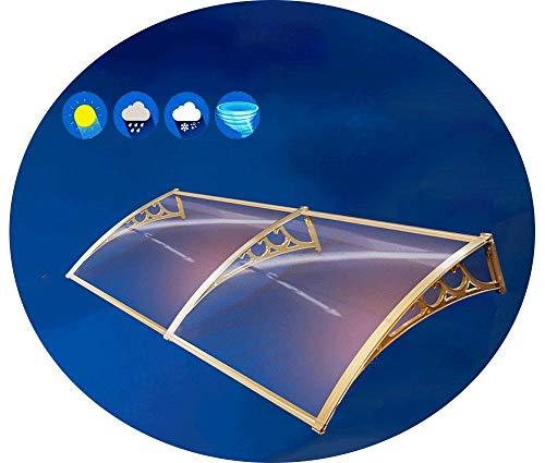marquesina puerta exterior, Puerta del pabellón |La protección de techo fuerte Refugio □ Patio, Puertas y ventanas, a partir de elementos naturales como la lluvia, la nieve y los vientos |UV y resiste