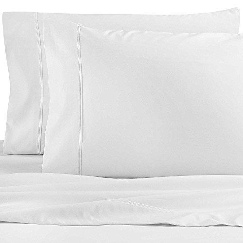 Wamsutta Dream Zone 1000-Thread-Count PimaCott King Sheet Set in White
