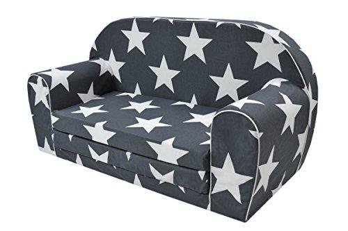 MoMika bambini Divano | I bambini Divano letto | Bambino pieghevole 2-in-1 divano e letto | 0-4 anni...