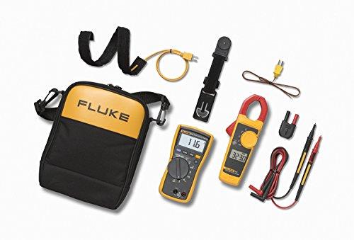 Fluke 116/323 HVAC Multi meter & Clamp Meter Combo Kit
