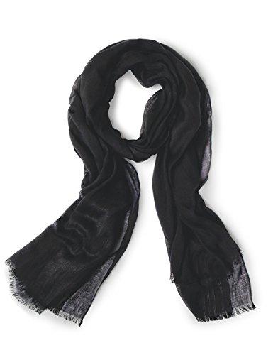 Street One Damen 570465 Tücher, Black, One size (Herstellergröße: A)
