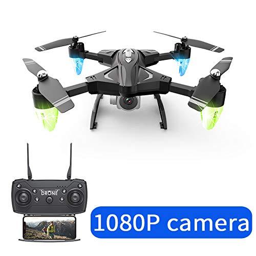 YTGOOD F69 Drone con GPS Drone con 1080P 2.0MP 5G HD Telecamera ad Angolo Regolabile in Tempo Reale...