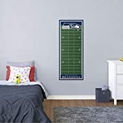 """Main product decal size is 24""""W x 59""""H Ideal for decorating any room in the home or office; safe for painted walls and other smooth surfaces! Just peel, stick and impress, it's that easy. No tape or tacks required. Fathead offers a thick high-grade v..."""