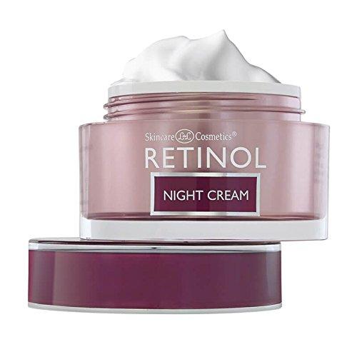 Retinol Night Cream – The Original Anti-Aging...