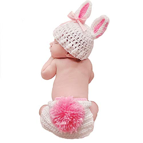 Fashion Cute Newborn Girl Baby Christmas Rabbit Bunny Outfits...