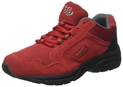 Bruetting Damen Circle Walkingschuhe, Rot (Rot), 38 EU