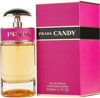 7. Prada Candy Eau de Parfum