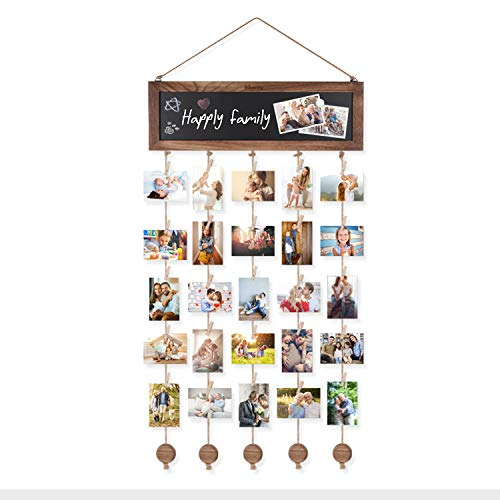 Bikoney Picture Frames Collage Photo Hanging Display Picture...