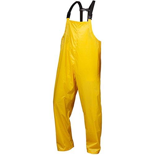 Craftland 2122-2XL Regenlatzhose Ribe Größe 2XL in gelb