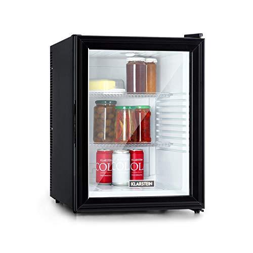 KLARSTEIN Brooklyn 42 - Mini Frigo, Minibar, Compatto, Sistema Raffreddamento Termoelettrico, 42 L, 12-18 °C,...